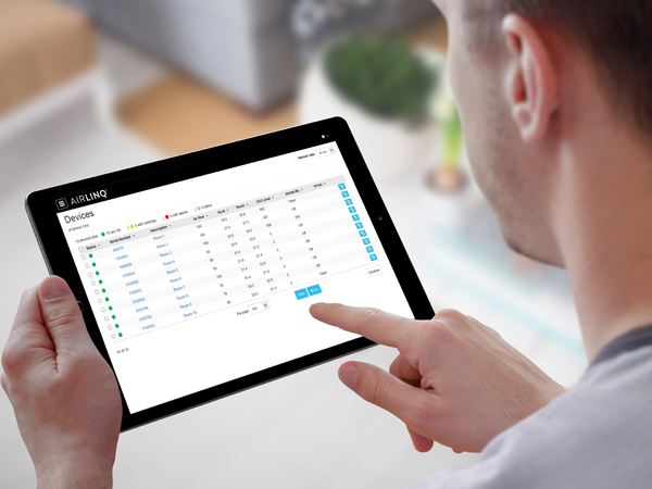 Airlinq Online Tablet